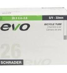 EVO EVO, Inner tube, Schrader, 48mm, 26x2.00-2.40