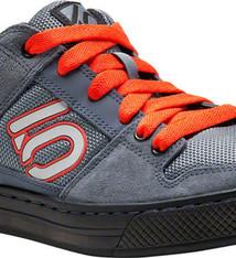 Five Ten Five Ten Freerider Men's Flat Pedal Shoe: Gray/Orange 8
