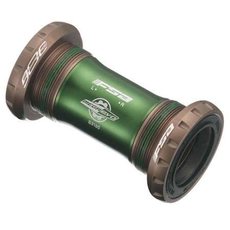 FSA FSA, BB-EVO8681, BB386, BB Shell: 68mm, Stainless, 200-3201