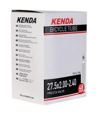 Kenda Kenda, Presta, Tube, Presta, Length: 48mm, 27.5'', 2.00-2.40