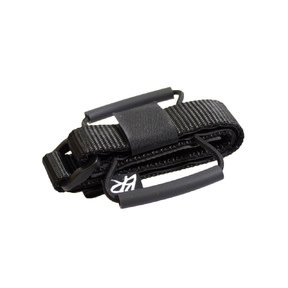 Backcountry Research Race Strap with Overlock Saddle Mount - Black