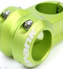 Spank Spoon Stem, (31.8) 0dx40mm - Green NLA