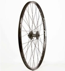 Wheel Shop Wheel Shop, Alex SX44 Black/ Formula DC-20, Wheel, Front, 26'' / 559, Holes: 32, QR, 100mm, Disc IS 6-bolt