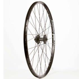 Wheel Shop Wheel Shop, Alex SX44 Black/ Formula DC-20, Wheel, Front, 26'' / 559, Holes: 32, QR, 100mm, Disc IS 6-bolt