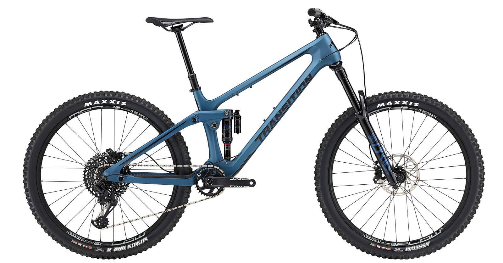 Transition Scout Carbon GX (Medium, Midnight Blue)