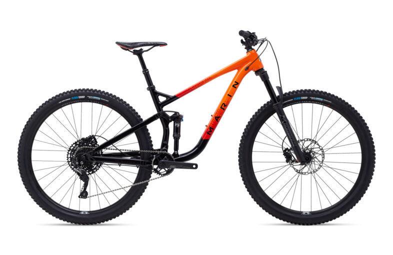 Marin Rift Zone 3 XL, Blk/orange