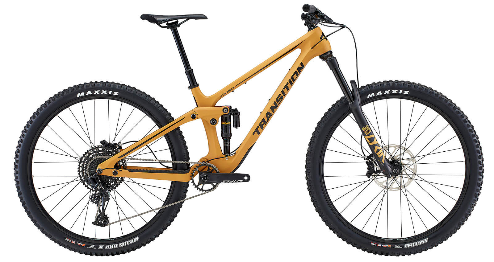 Transition Sentinel Carbon NX (Small, Loam Gold)