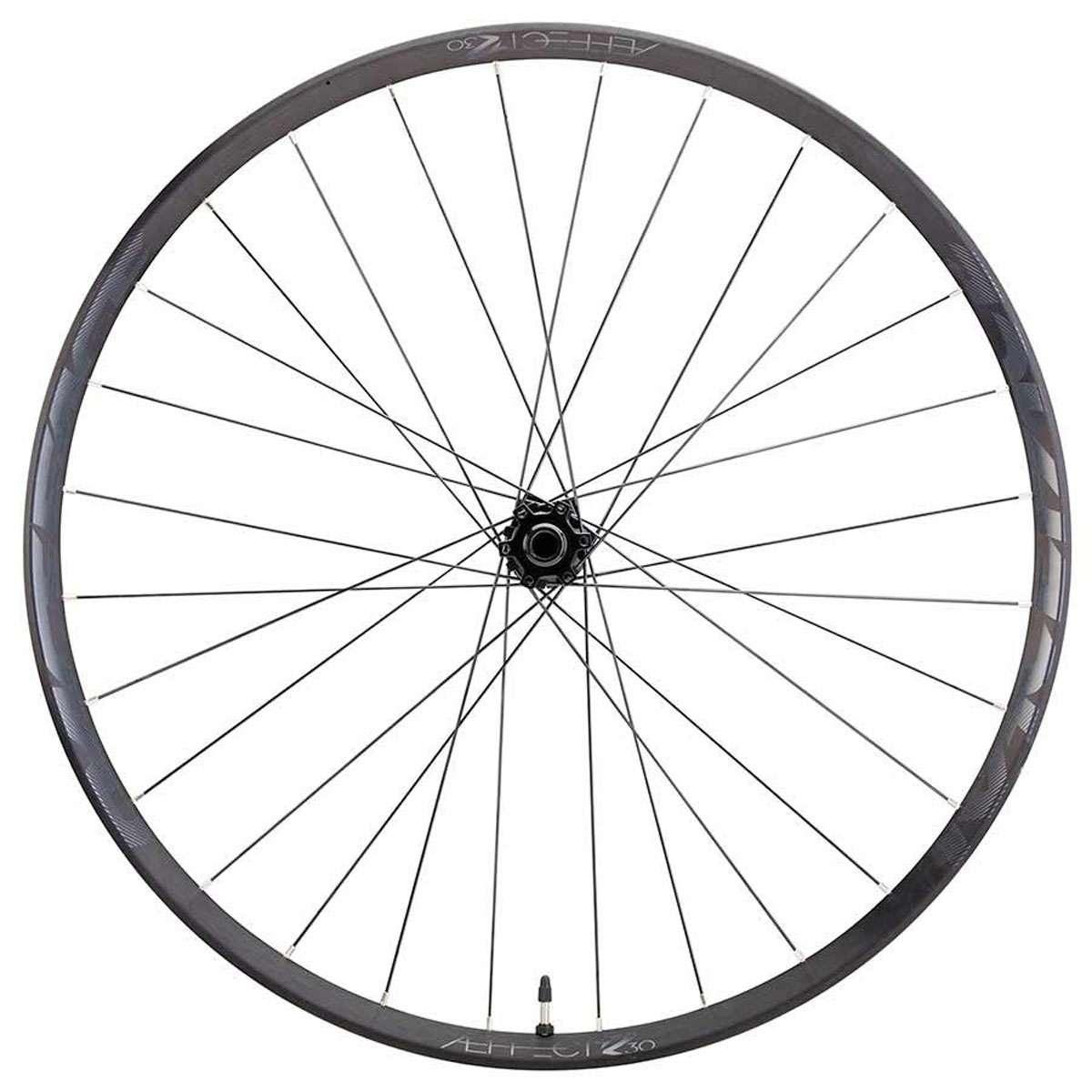 Race Face Race Face, Aeffect SL, Wheel, Rear, 29'' / 622, Holes: F: 24, R: 24, 12mm TA, 148mm, Disc IS 6-bolt, SRAM XD