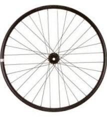 Wheel Shop, Fratelli FX 35 Plus Black/ Novatec D462SB, Wheel, Rear, 29'' / 622, Holes: 32, 12mm TA, 148mm, Disc IS 6-bolt, Shimano HG