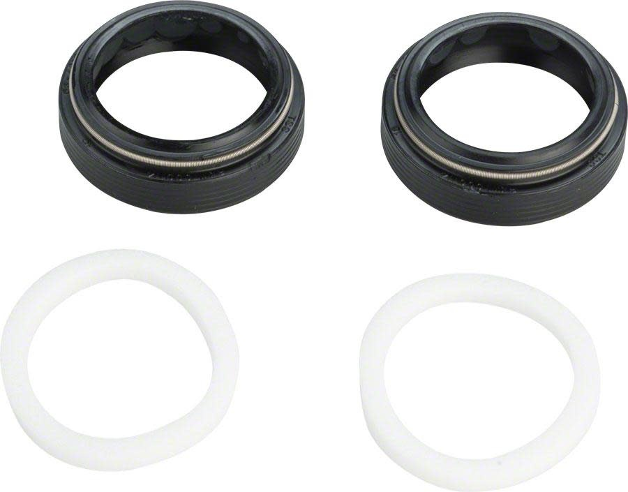 RockShox RockShox, 11.4018.028.016, Dust seal with foam ring, 32mm/ 4mm SID RLCA1/SID XX/RL B1 (2017+) Reba A7 80-100mm (2018+)
