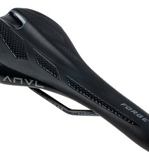 Anvl Forge Chromoly Saddle - Stealth Black