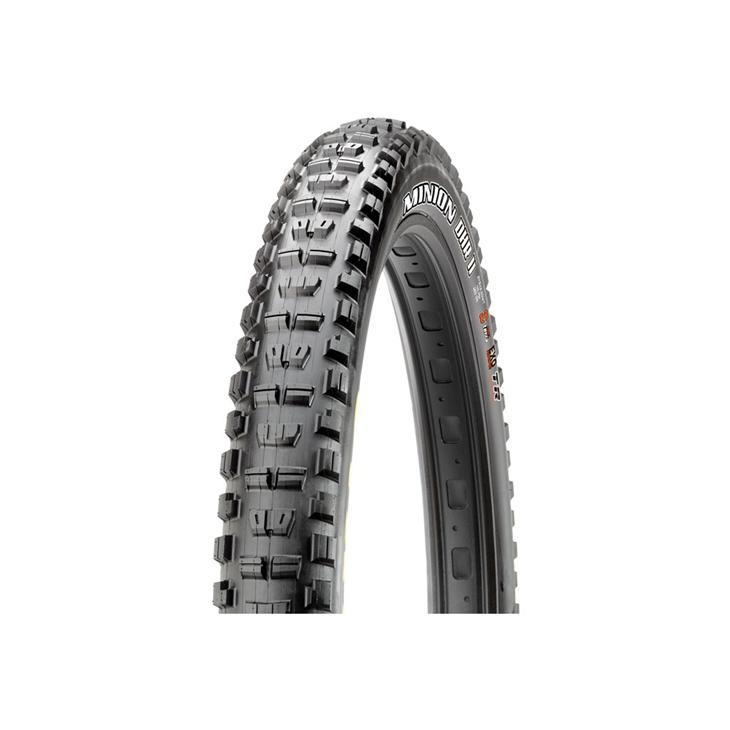 Maxxis Maxxis, Minion DHR2, Tire, 27.5''x2.60, Folding, Tubeless Ready, 3C Maxx Terra, EXO+, Wide Trail, 120TPI, Black