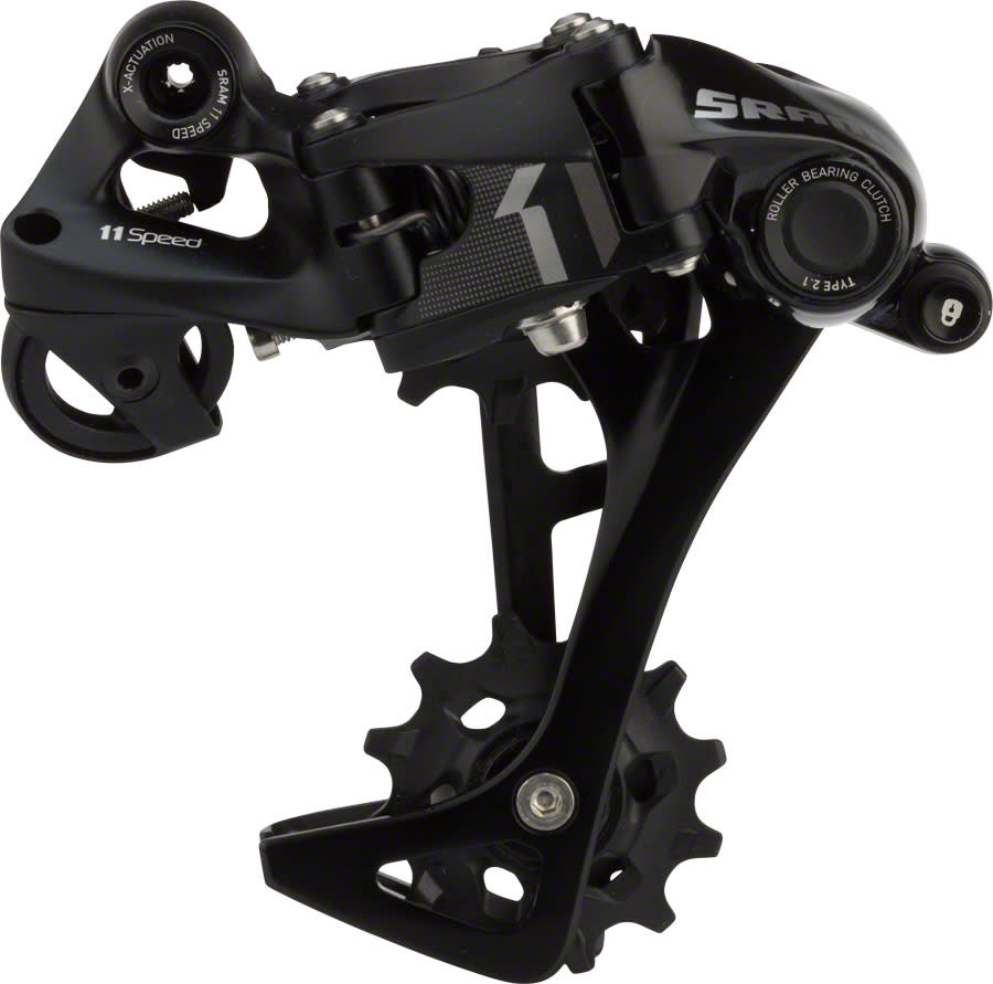 SRAM SRAM, X1, Rear derailleur, 11sp., Type 2.1, Long cage