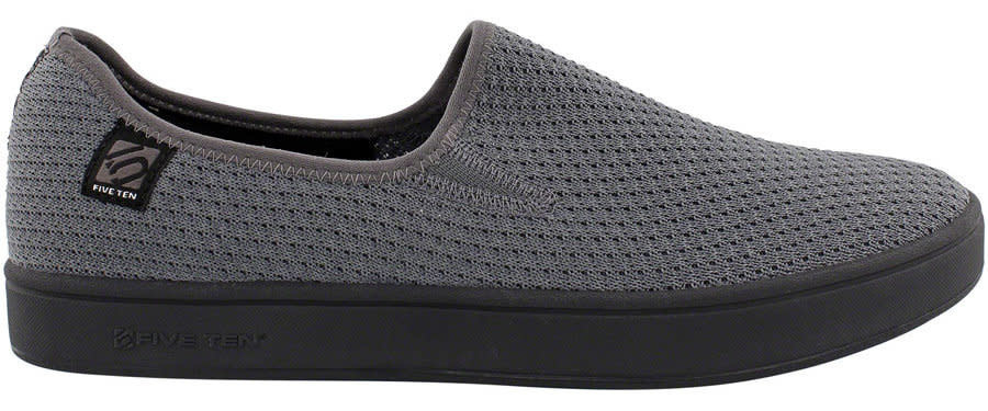 Five Ten Five Ten Sleuth Slip On Men's Flat Pedal Shoe: Gray 10