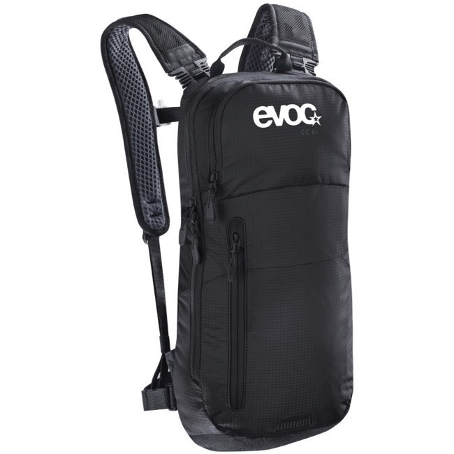 EVOC EVOC, CC 6 + 2L Bladder, Hydration Bag, Volume: 6L, Bladder: Included (2L), Black