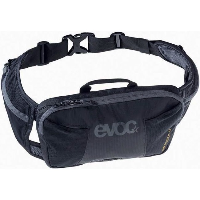 EVOC EVOC, Hip Pouch, Bag, 1L, Black