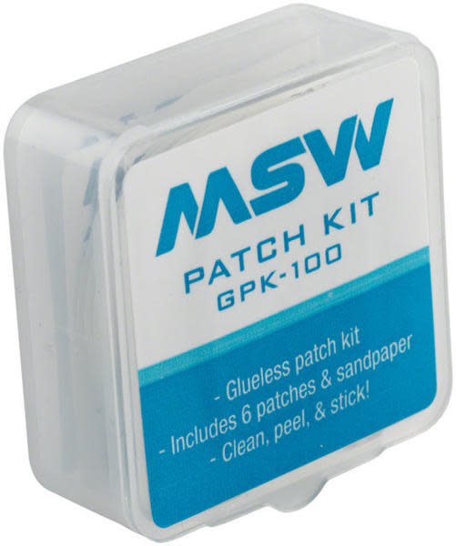 MSW MSW GPK-100 Glueless Patch Kit, Each