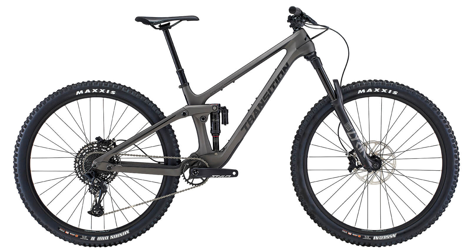 Transition Sentinel Carbon NX (Medium, Ti Grey)
