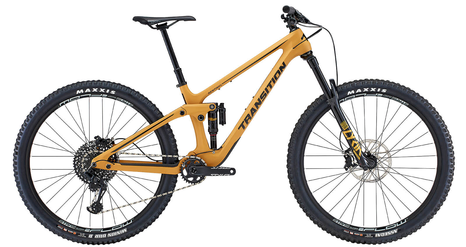 Transition Sentinel Carbon GX (X-Large, Loam Gold)