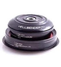 Cane Creek Cane Creek Hellbender 70 Headset ZS44/28.6 ZS56/40, Black