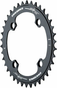 RaceFace RaceFace Narrow Wide Chainring: 104mm BCD, 34t, Black