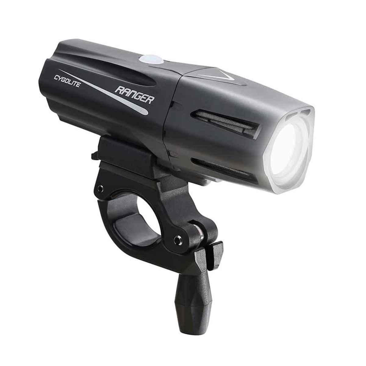 CygoLite Cygolite, Ranger 1400 USB, Light, Front, Black