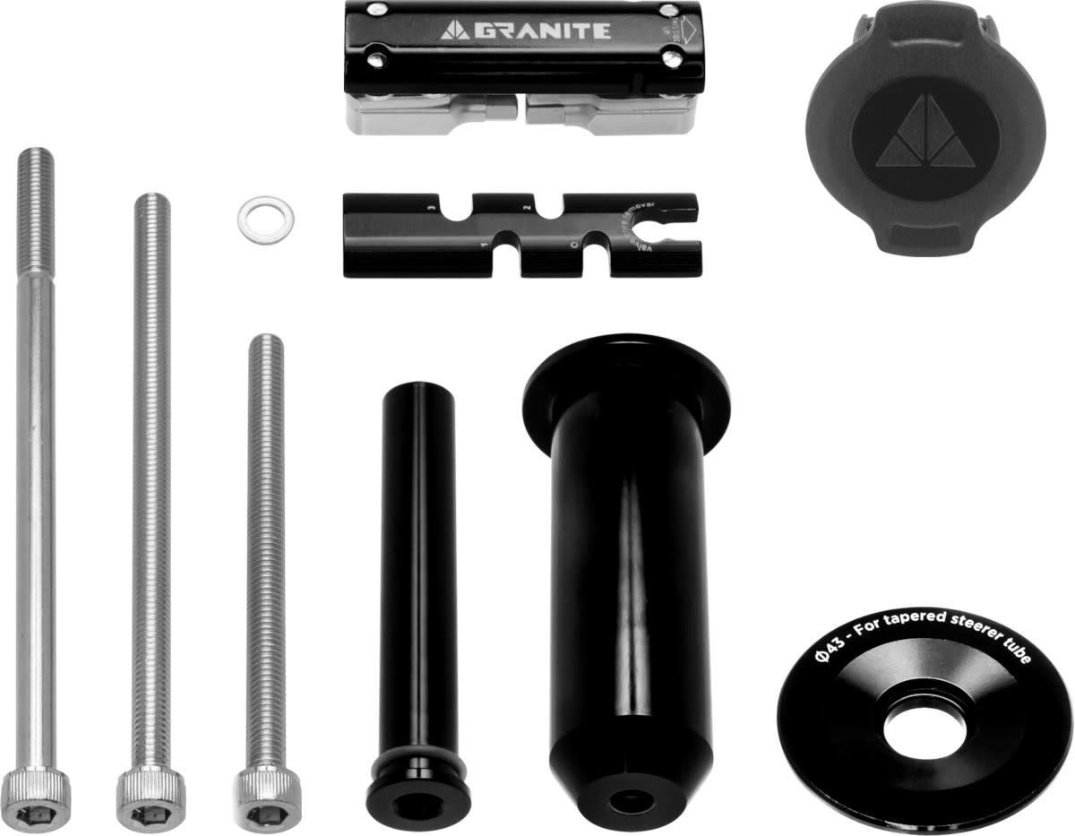 Granite-Design Stash Multi-Tool - Black