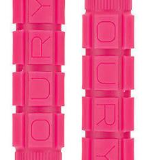 OURY Oury Lock-On Bonus Pack Grips - Neon Pink, Lock-On