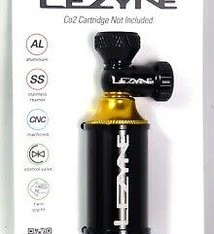LEZYNE Lezyne, Tubeless CO2 Blaster, CO2 Inflator/Tubeless Repair Kit, Black