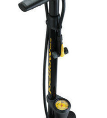 Topeak Joe Blow Max HP Floor Pump with Gauge, Black