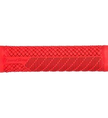Lizard Skins Lizard Skins, Charger Evo Single Compound, Grips, 140mm, Red, Pair