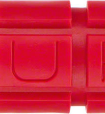 Oury Grips Oury Grips, Lock-On, Grips, 127mm, Red, Pair