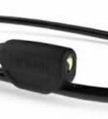 Hiplok Hiplok POP Wearable Lock With Clip System: 6mm Black