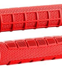 ODI Lock-On MTB Bonus Pack, Elite Pro - Bright Red/Blk