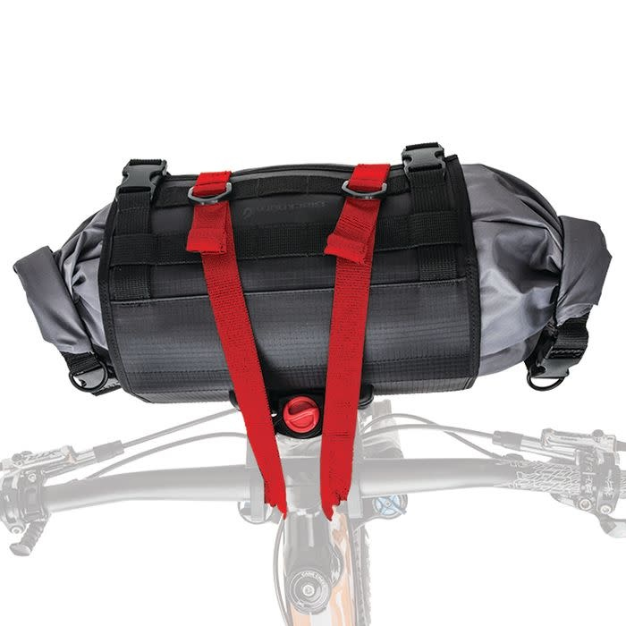 BBN OUTPOST HB ROLL W/ DRY BAG BLACK