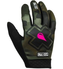 Muc-Off Muc-Off MTB Gloves - Camo, Full-Finger, Small