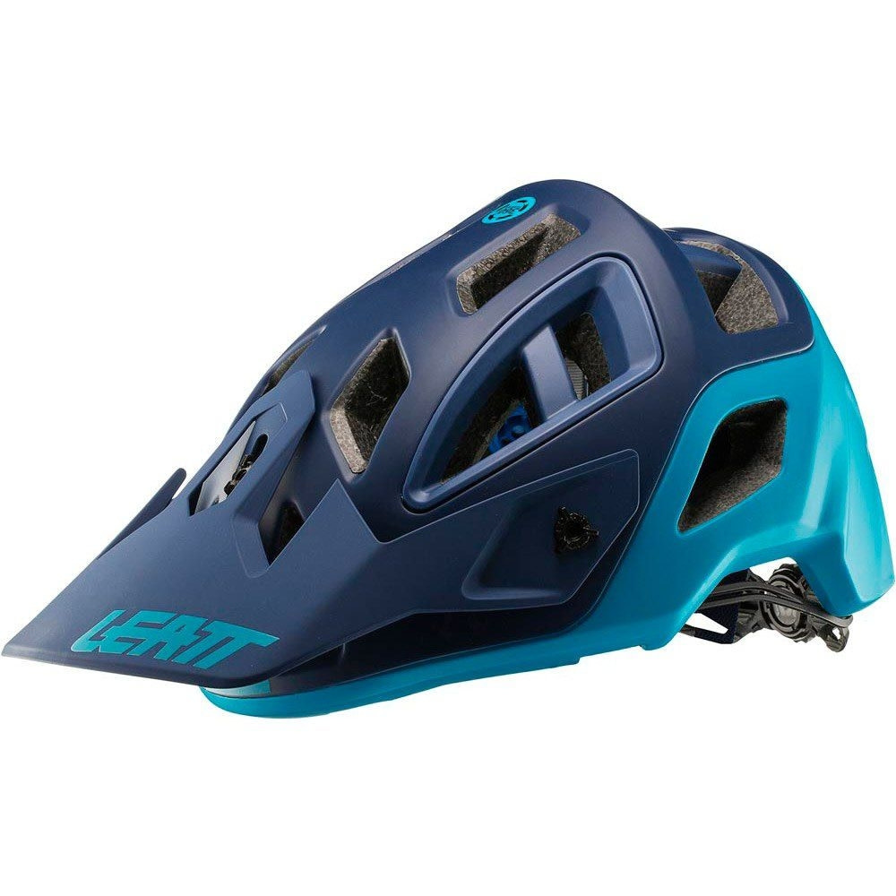Leatt DBX 3.0 All Mountain Helmet, Blue - L (59-63cm)