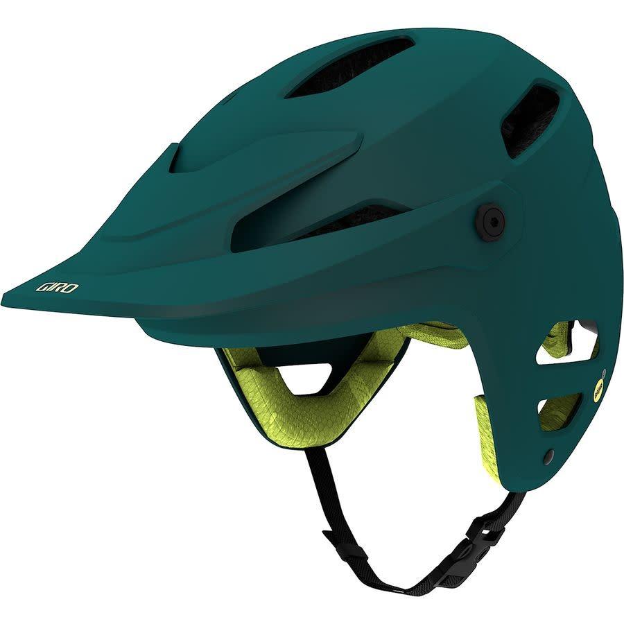 Giro Tyrant MIPS Adult Dirt Bike Helmet - Matte True Spruce - Size S (51-55 cm)