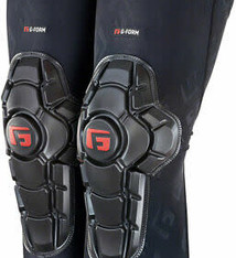 G-Form G-Form Pro-X2 Knee Pads - Black Embossed, Medium