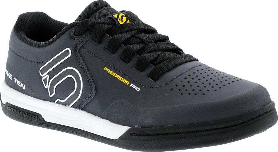 Five Ten Five Ten Freerider Pro Men's Flat Pedal Shoe: Night Navy 11