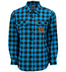 Transition Transition Huckit Flannel TR blue