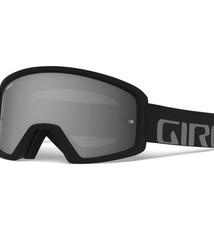Giro Cycling Giro Tazz MTB Goggle for Dirt Biking - Black/Grey - Smoke Lens (+ Bonus Clear Lens)