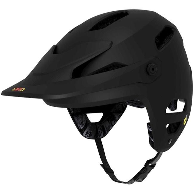 Giro Tyrant MIPS Adult Dirt Bike Helmet - Matte Black Hypnotic - Size M (55-59 cm)