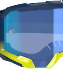 Leatt Velocity 5.5 Goggle,Ink, Blue 70% Lens