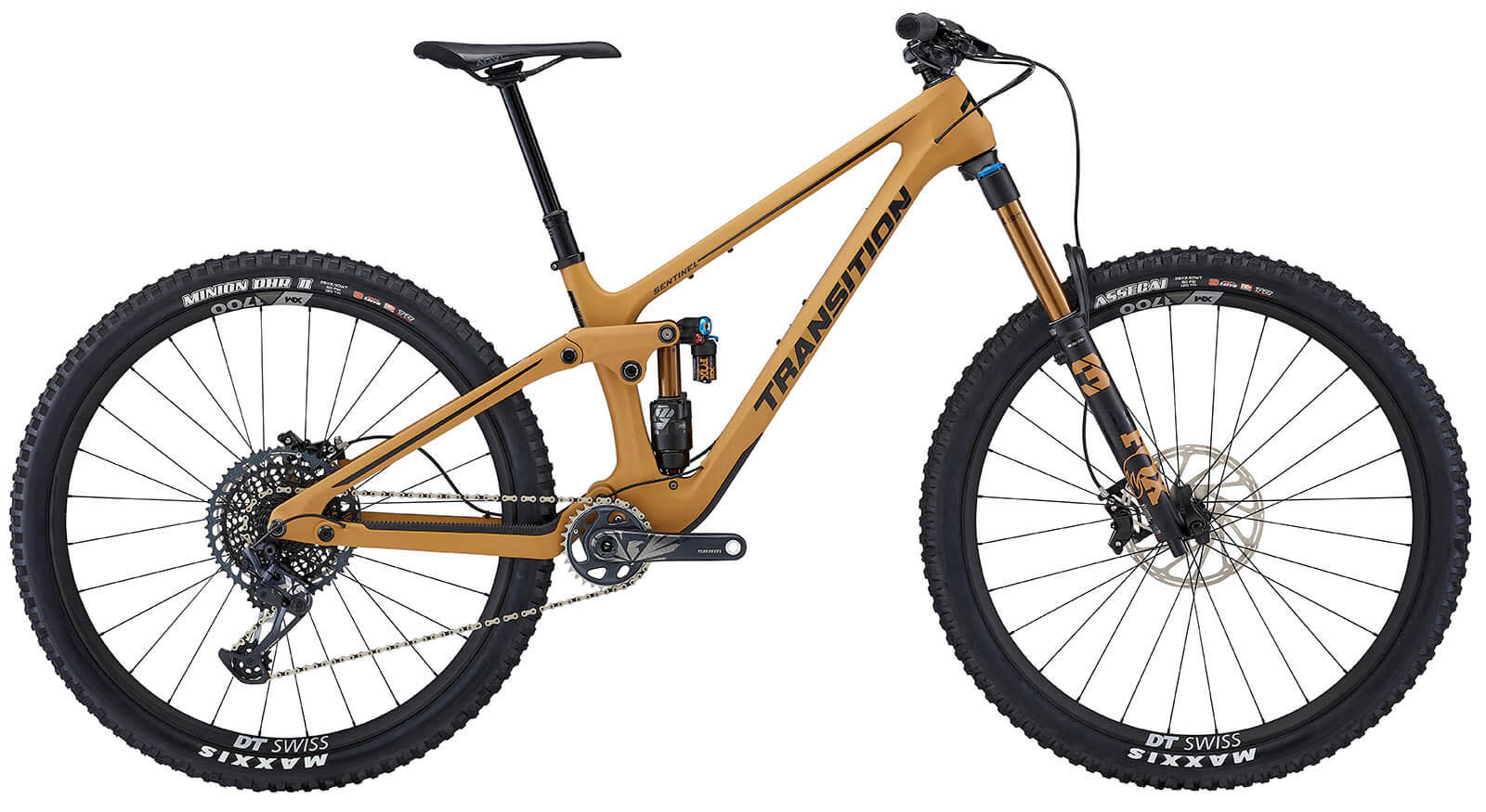 Transition Sentinel Carbon XO1 (Large, Loam Gold)
