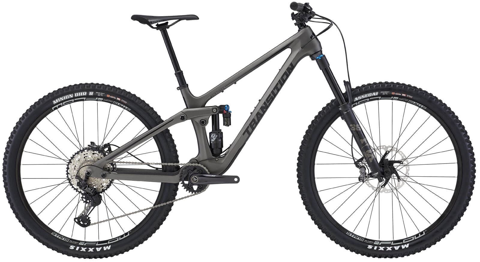 Transition Sentinel Carbon XT (Small, Ti Grey)