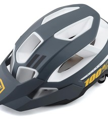 100% Altec Helmet, Charcoal - S/M
