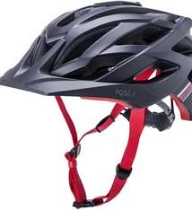 KALI Lunati Enduro Helmet, Blk/Red - L/XL