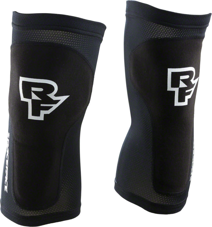 Race Face Charge Leg Armor, XL - Black NLA