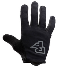 Race Face Trigger Gloves-Black-Small Black